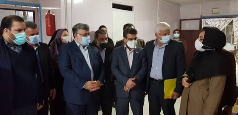 سفر نوروزی دکتر فیروزی