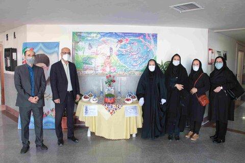 گزارش تصویری | دیدار مدیرکل با همکاران شهرستان سمنان و مراکز تابعه