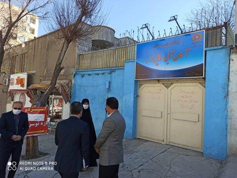 بازدید سرزده مدیرکل بهزیستی استان کرمانشاه از مراکز اقامتی ترک اعتیاد