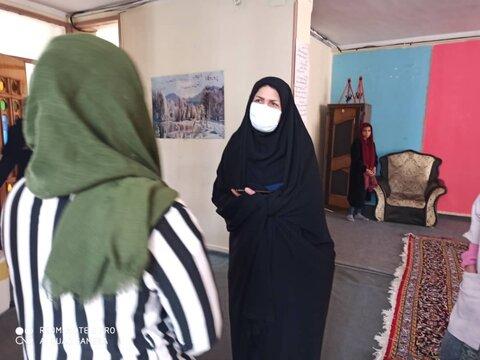 بازدید سرزده مدیرکل بهزیستی استان کرمانشاه