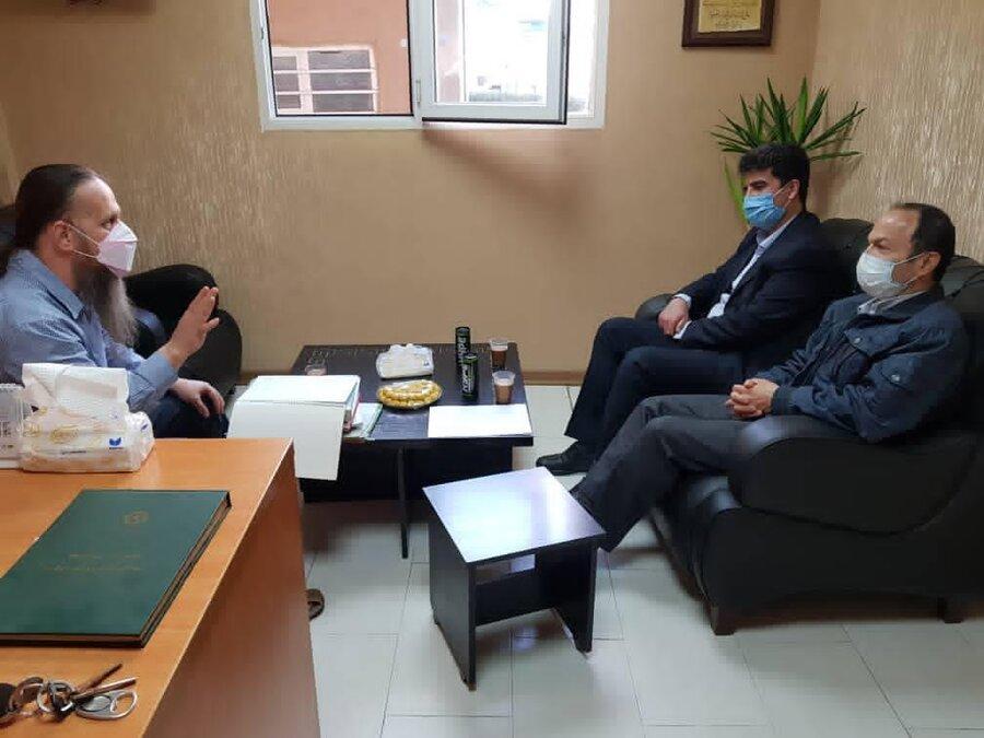 شمیرانات| سرپرست بهزیستی شهرستان از مرکز اقامتی معتادین بازدید کرد