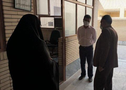 بازدید از طرح های اشتغال زایی شهرستان رودان