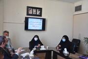 اولین جلسه شورای اداری بهزیستی استان کرمانشاه با حضور رییس مرکز توسعه پیشگیری و درمان اعتیاد سازمان بهزیستی کشور
