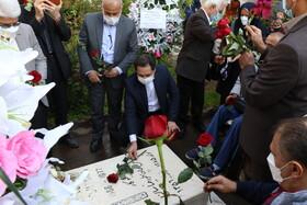 مراسم گرامیداشت «آرسن میناسیان» در رشت برگزار شد