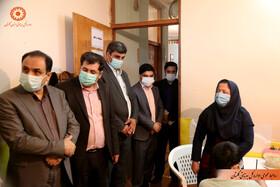 گزارش تصویری | مدیرکل بهزیستی گلستان از مرکز اوتیسم گرگان بازدید کرد