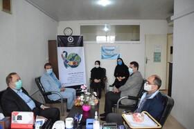 مدیر کل بهزیستی مازندران از مرکز روزانه آموزشی توانبخشی اتیسم شهرستان ساری بازدید کرد