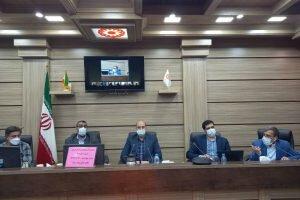 چهارمین وآخرین شورای اداری بهزیستی استان کرمان در سال جاری برگزار گردید