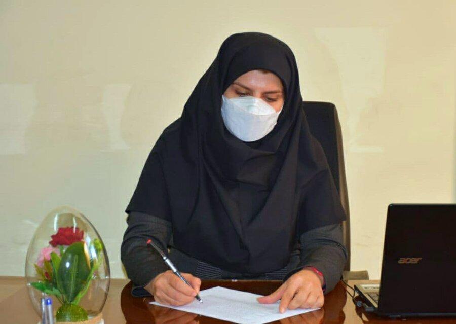 معاونت توانبخشی بهزیستی استان لرستان منصوب شد.