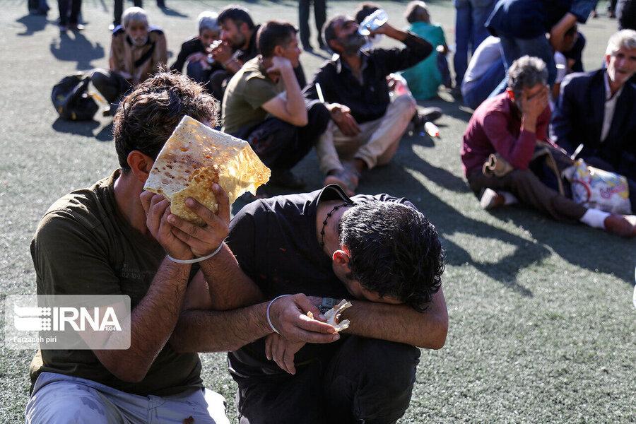 مدیرکل بهزیستی: بیش از ۷۰۰معتاد متجاهر در کرمان جمع آوری شدند