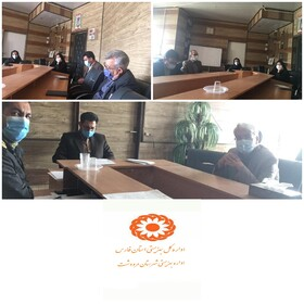 شورای مبارزه با مواد مخدر در مرودشت برگزار شد