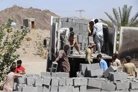 کمک یکصد و سی و دو میلیاردی جهادگران به مددجویان بهزیستی قلعه گنج