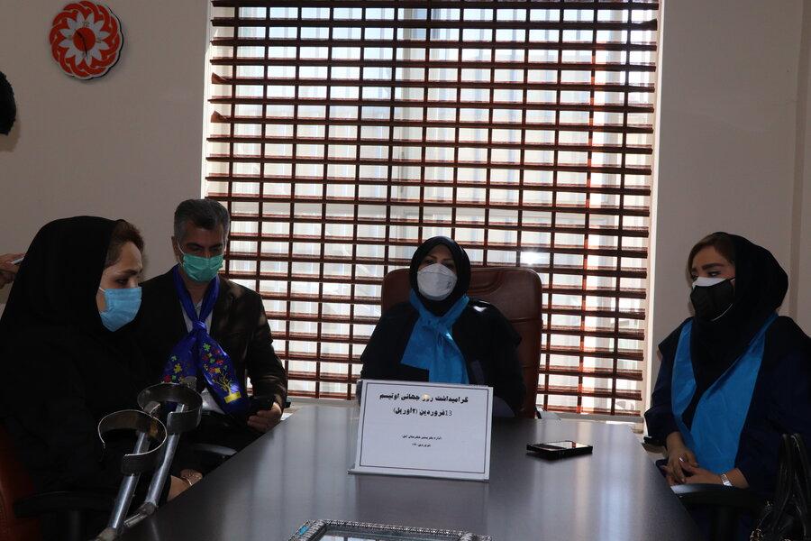 آمل׀ ۸۶ نفر افراد مبتلا به اتیسم در شهرستان آمل از خدمات بهزیستی بهره مند می شوند