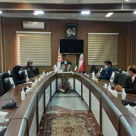 تشکیل اولین جلسه شورای معاونین در بهزیستی آذربایجان غربی