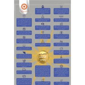 اینفوگرافی شاخص ترین اقدامات سازمان بهزیستی کشور در سال ۱۳۹۹