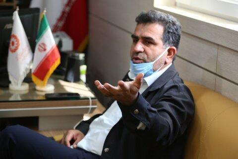 دیدار نماینده مجلس ساری ومیاندورود با مدیر کل بهزیستی مازندران