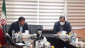 گزارش تصویری|  بازدید مدیرکل بهزیستی استان و اعضای شورای معاونین از کارخانه شیرپگاه