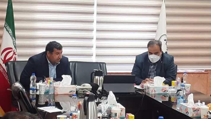 گزارش تصویری   بازدید مدیرکل بهزیستی استان و اعضای شورای معاونین از کارخانه شیرپگاه
