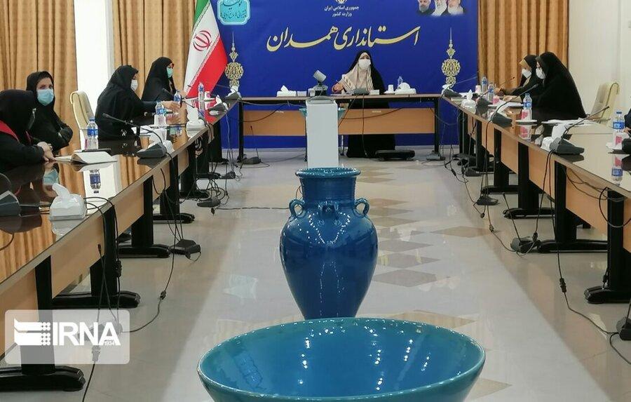 در  رسانه|کمیته تخصصی حقوق کودک در استان همدان تشکیل شد