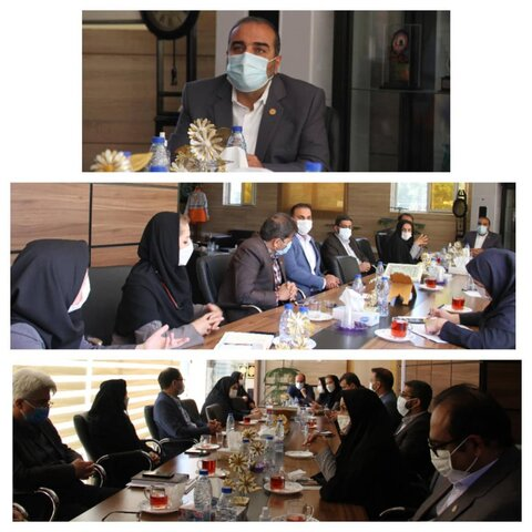 برگزاری اولین شورای معاونین بهزیستی استان در سال ۱۴۰۰