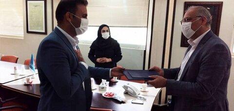 قرارداد بهزیستی فارس با صدا و سیمای مرکز استان