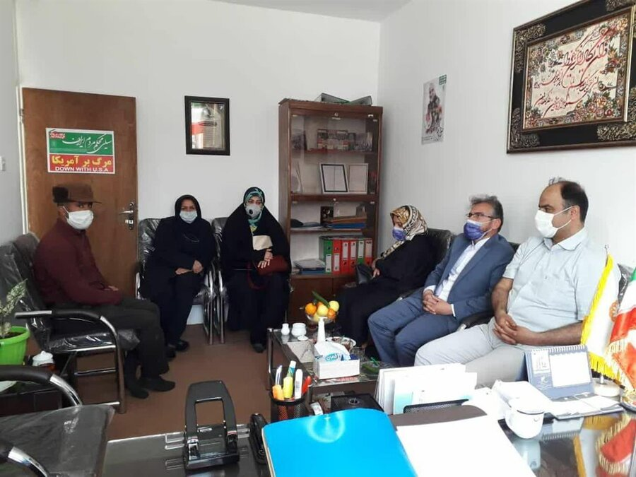 صالح آباد | ویزیت و درمان رایگان هزار مددجوی بهزیستی صالحآباد توسط پزشکان نیکوکار