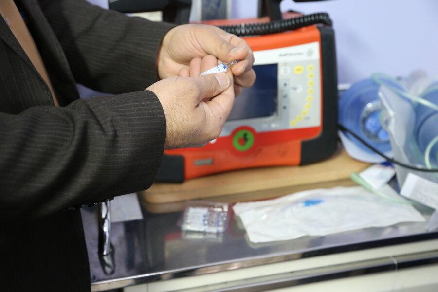آغاز مرحله دوم از فاز اول واکسیناسیون مقیمان مستقر در مراکز نگهداری سالمندان بهزیستی مازندران