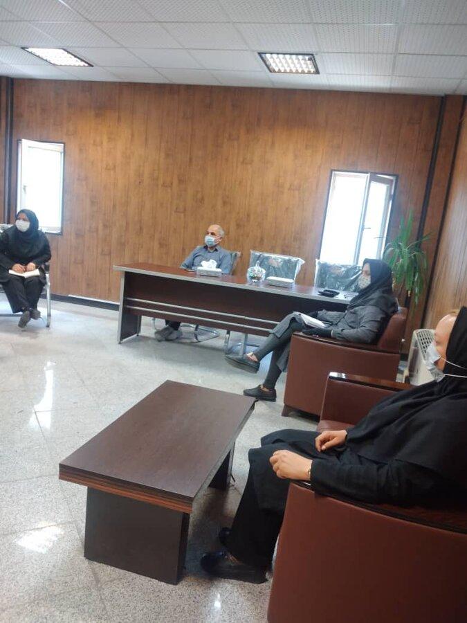 جلسه شورای اداری شهرستان قدس