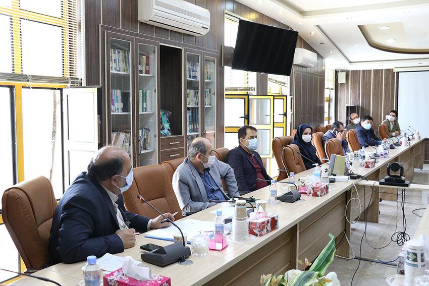 شصت و هفتمین جلسه کمیته پیشگیری از بیماریهای واگیر (کووید ۱۹) برگزار شد