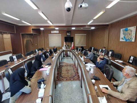 برگزاری اولین جلسه درون سازمانی تشکیل کارگروه حمایت و تاب آوری اجتماعی در بهزیستی آذربایجان غربی