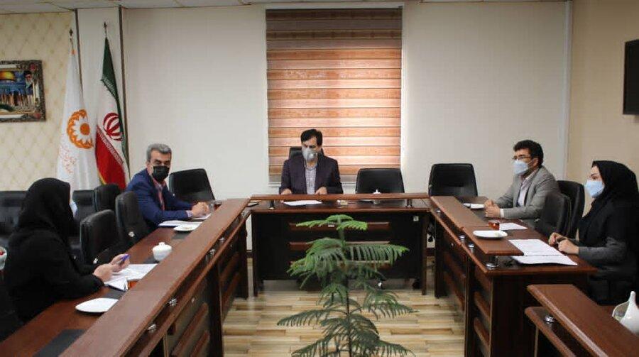 کمیته ساختار و فناوری های مدیریتی برگزار شد