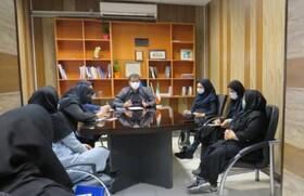 ساری ׀ اولین جلسه ستاد کرونای بهزیستی شهرستان ساری در سال جدید برگزار شد