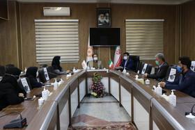 انعقاد تفاهم نامه سه جانبه همکاری جهت اشتغالزایی جامعه هدف بهزیستی آذربایجان غربی