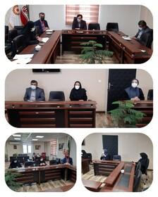 شورای فرهنگی بهزیستی استان با دستور تشکیل کانون قرآن و عترت برگزار شد