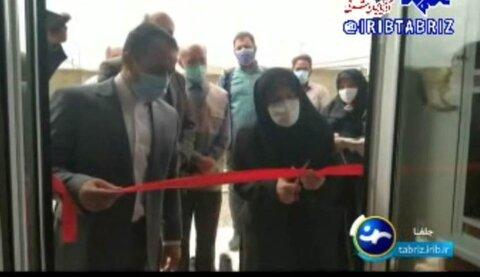 ببینیم/ پوشش خبری افتتاح مسکن مددجویی در شهرستان جلفا