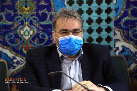 آخرین وضعیت درمانی رئیس سازمان بهزیستی کشور پس از ابتلا به کرونا