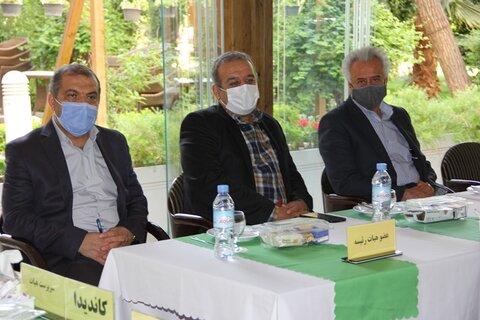 مجمع انتخابات هیئت ورزشهای نابینایان وکمبینایان استان اصفهان