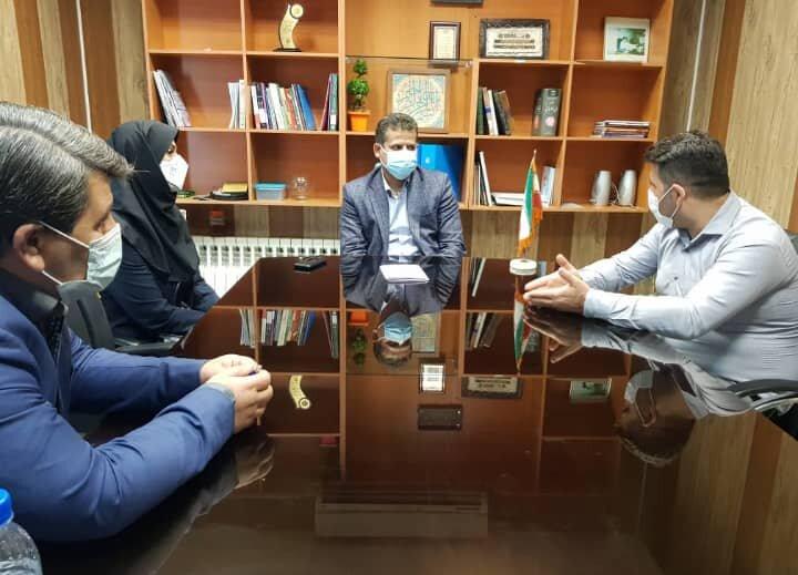 ساری׀ نشست ویژه پیگیری امور مددجویان بهزیستی مناطق چهاردانگه و دودانگه ساری برگزار شد