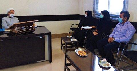 همکاری دادستانی ویژه روحانیت با بهزیستی زاوه برای پیشگیری از کودک همسری