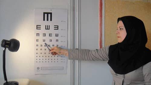 اجرای برنامه غربالگری بینایی کودکان ۳تا۶ سال برای ۶۰هزار کودک کرمانشاهی