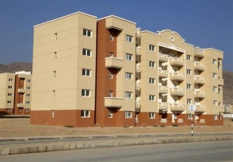 ۱۱۳ واحد مسکن مددجویی در زنجان احداث شد