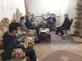 آغاز پویش همدلی رمضان در ماه ضیافت الهی در بهزیستی استان اردبیل