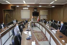 برگزاری دومین جلسه کارگروه ویژه حمایت و تاب آوری در سکونتگاه های غیر رسمی در بهزیستی آذربایجان غربی