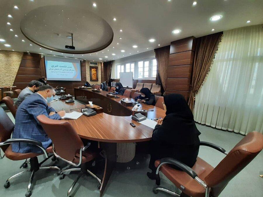 مشارکت ۱۱۰ میلیارد تومانی خیران استان به مددجویان بهزیستی
