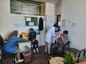 مرحله دوم واکسیناسیون کرونای سالمندان استان اردبیل آغاز شد