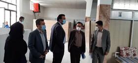 گزارش تصویری| بازدید مسئولان ایلام از مراکز بهزیستی