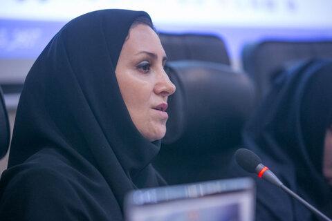 واکسیناسیون ۶۰نفر ازسالمندان اداره کل بهزیستی استان کرمانشاه