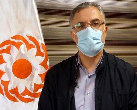 گزارش خبری ا مرحله دوم واکسیناسیون کرونای سالمندان استان اردبیل آغاز شد