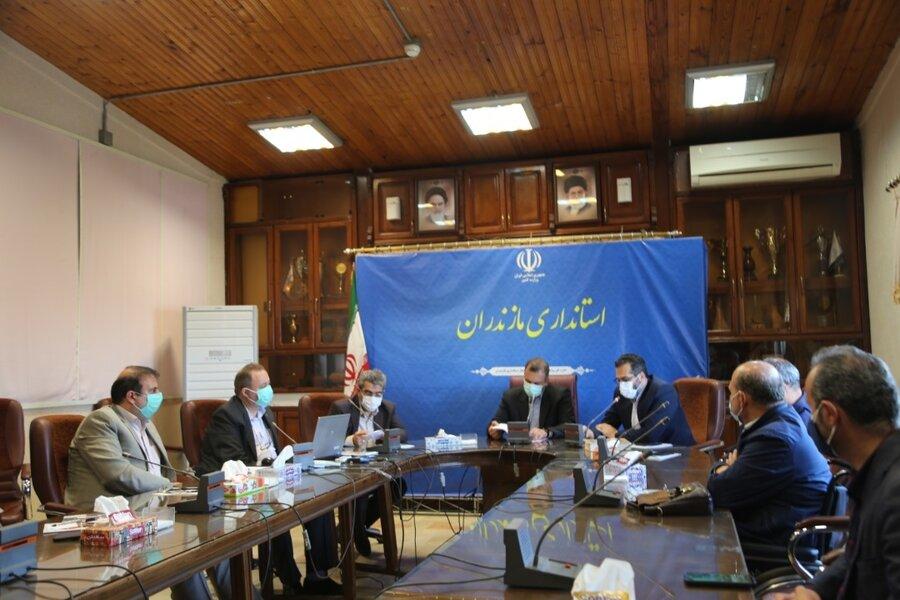 نخستین جلسه ستادهماهنگی و مناسب سازی استان در سال جاری برگزار شد