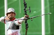 """غلامرضا رحیمی، قهرمان پارالمپیک در رشته """"پاراتیروکمان"""""""