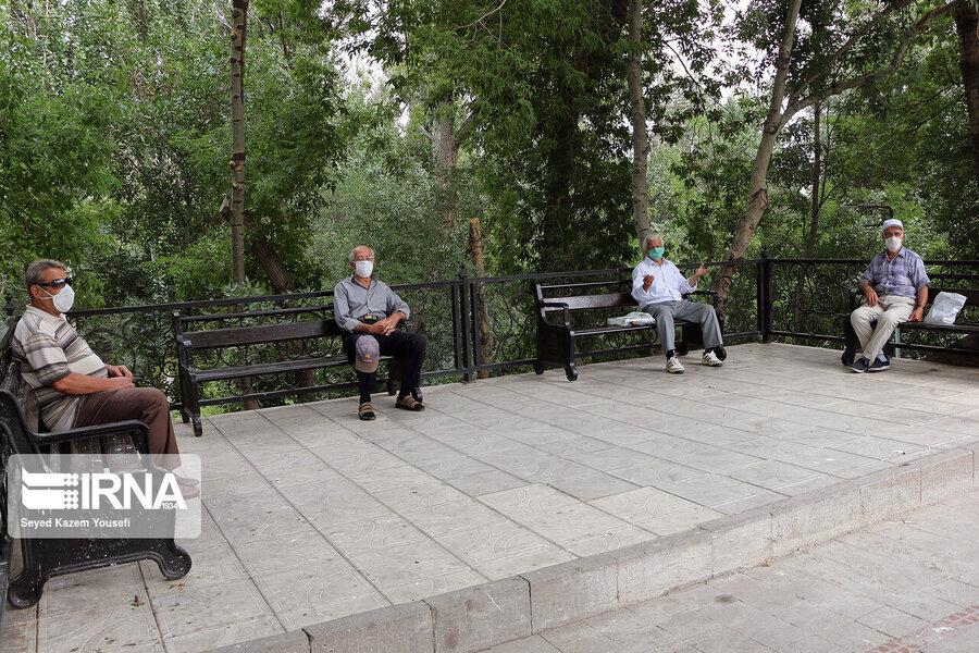 اجرای برنامه محیط دوستدار سالمند در هفت کلانشهر کشور